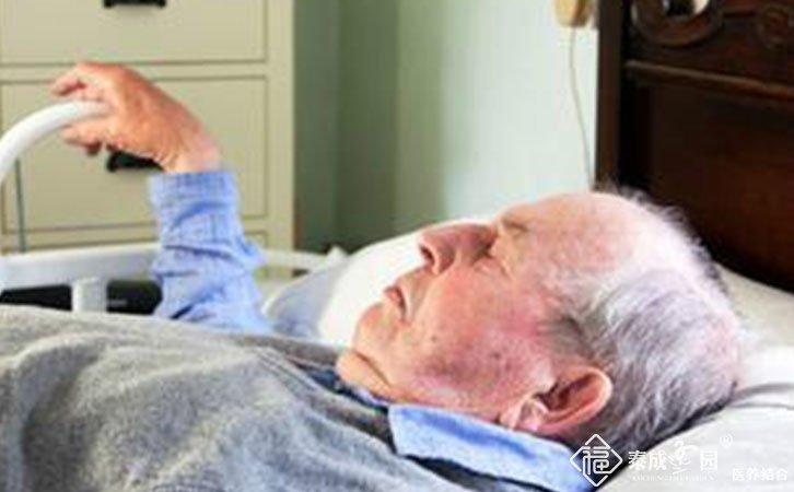 老年人出现中风情况怎么