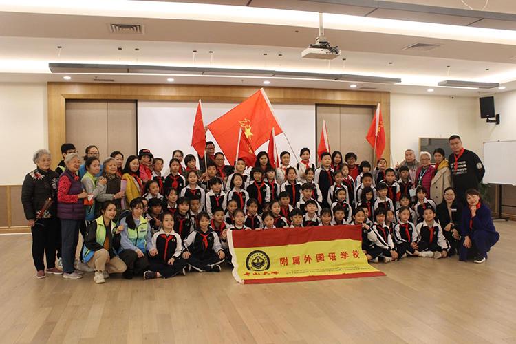养老院老人活动_广州最高端养老社区泰成逸园
